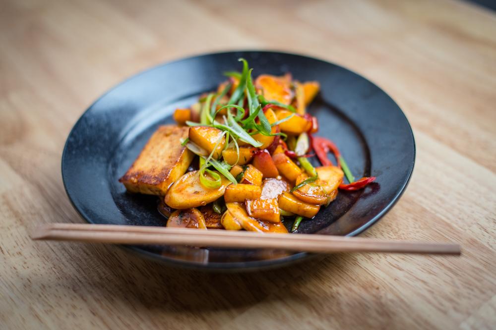 Spring and Summer Thai restaurant at 192 Barkly Street in St Kilda.  Picture: Eugene Hyland