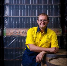 From business to brewing: Hawkers Beer introduces new head brewer Justin Corbitt